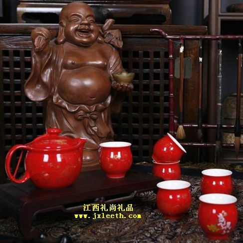 富贵牡丹茶具必威官网
