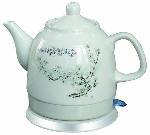 陶瓷电热水壶1.2L