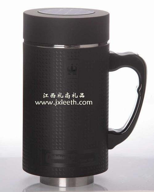 不锈钢真空生态紫砂办公杯,贵族杯
