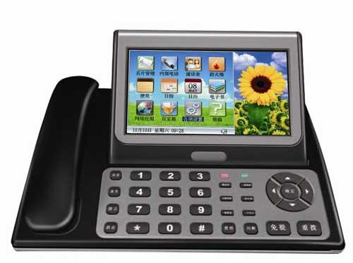 领导专用多媒体电话机