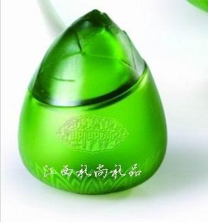 节节高(琉璃茶叶罐)