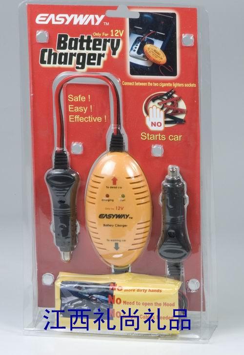 汽车电瓶充电器