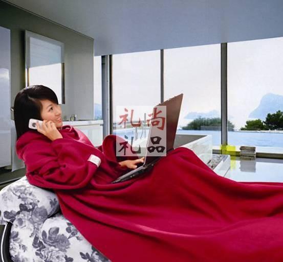 健康保暖袖毯