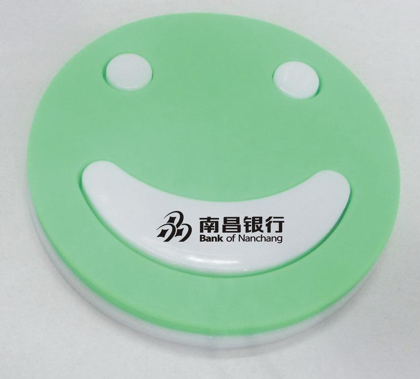 笑脸隔热垫